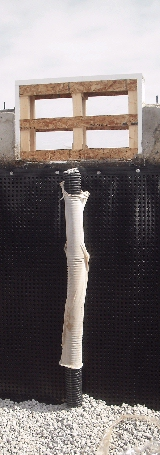 Unclog An Existing Or Install A New Window Well Drain